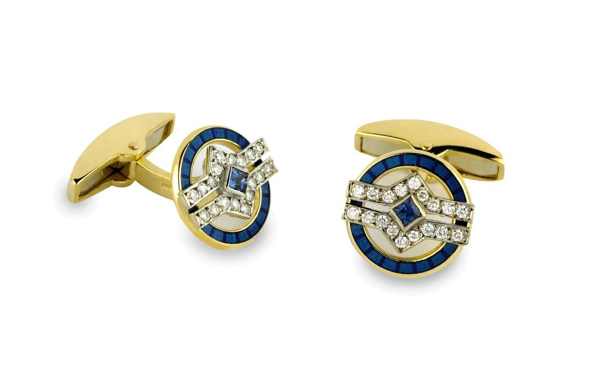 http://deakinandfrancis.co.uk/for-him/cufflinks/sapphire-diamond-cufflinks.html