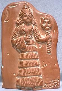 Inanna She S My Patron Goddess Ancient Sumer Ishtar Ancient Babylon