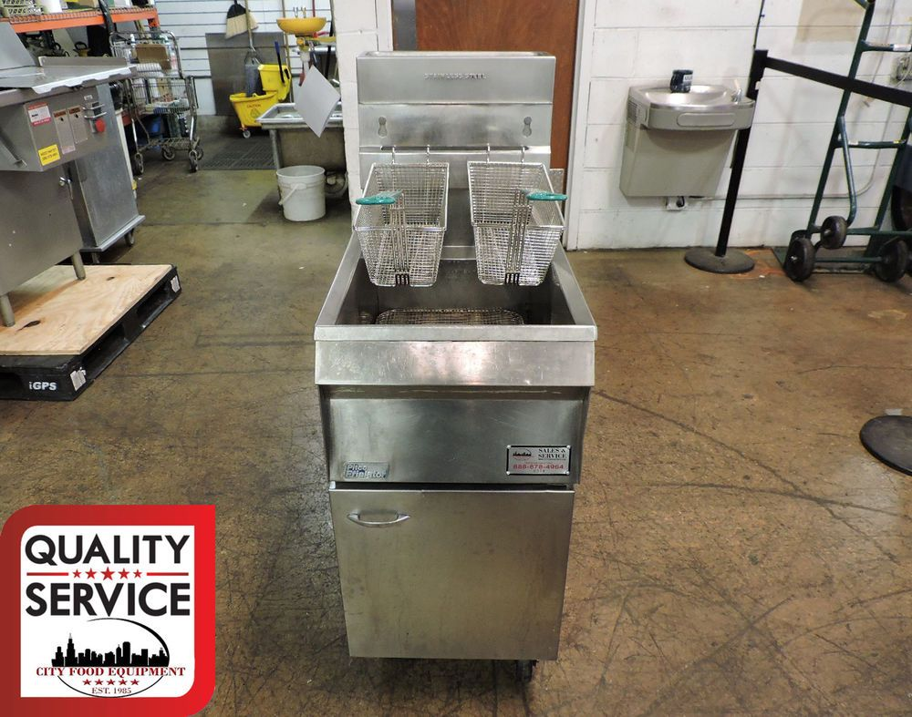 Pitco 14s Commercial Gas Fryer Pitco Restaurant Equipment Gas