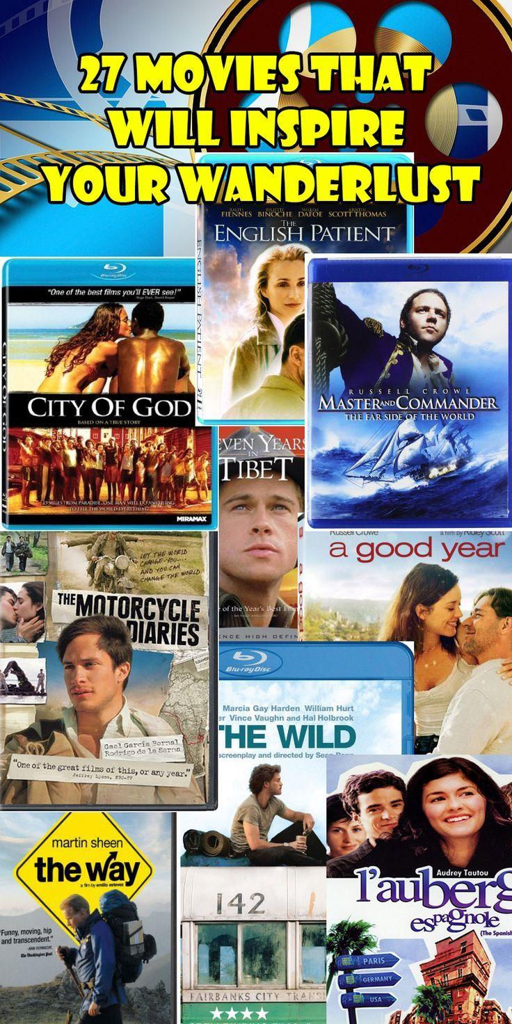 The 30 Best Travel Movies Of All Time That Inspires Wanderlust Travel Movies Wanderlust Movie Travel Film