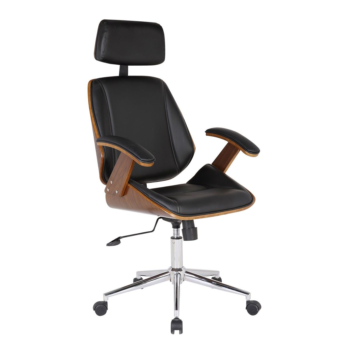 Cora Office Chair In 2020 Black Office Chair Modern Office Chair Luxury Office Chairs