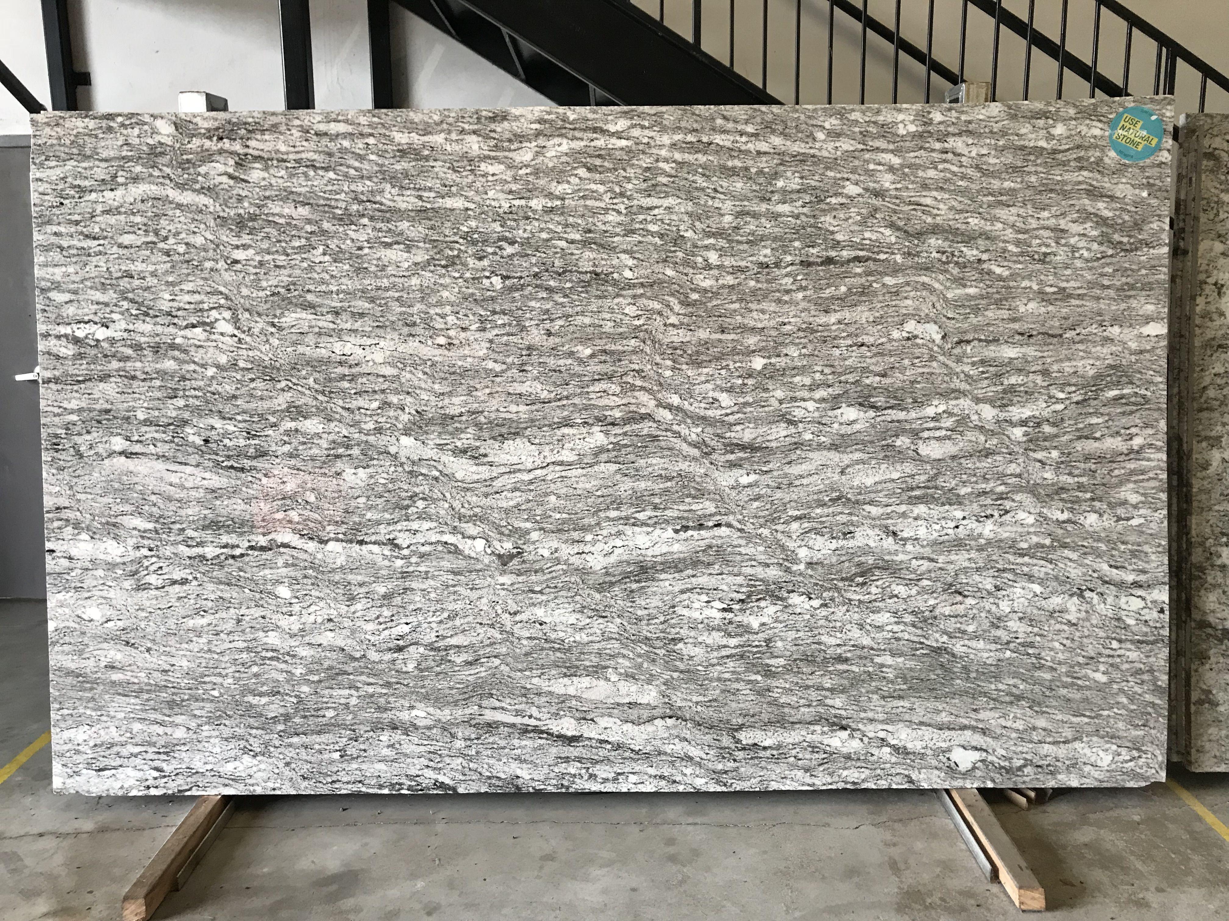 White Alamo Granite Stone Slab Granite White Granite