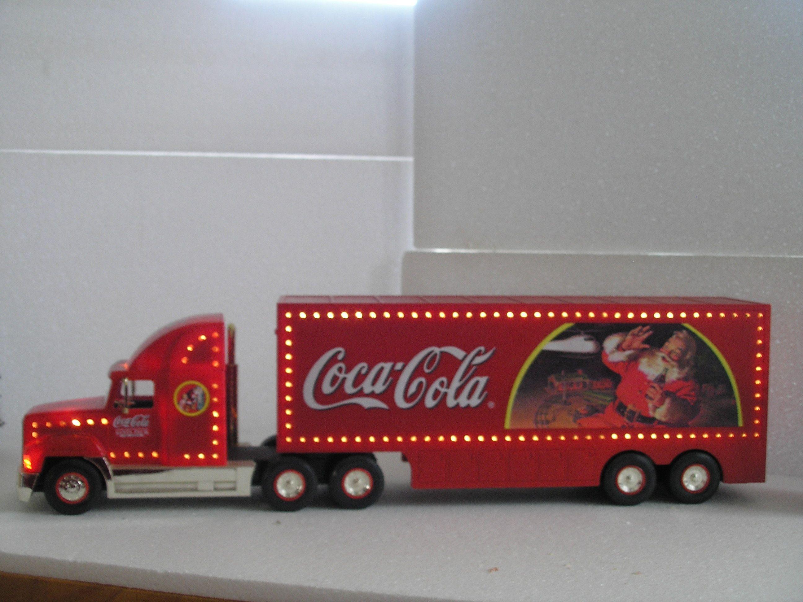Pin On Coca Cola Christmas Items