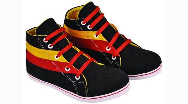 Jual Sepatu Anak Terbaru Sepatu Sekolah Anak Laki Laki Sepatu