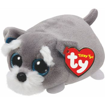 e7056932184 Teeny Ty Jack Grey Dog