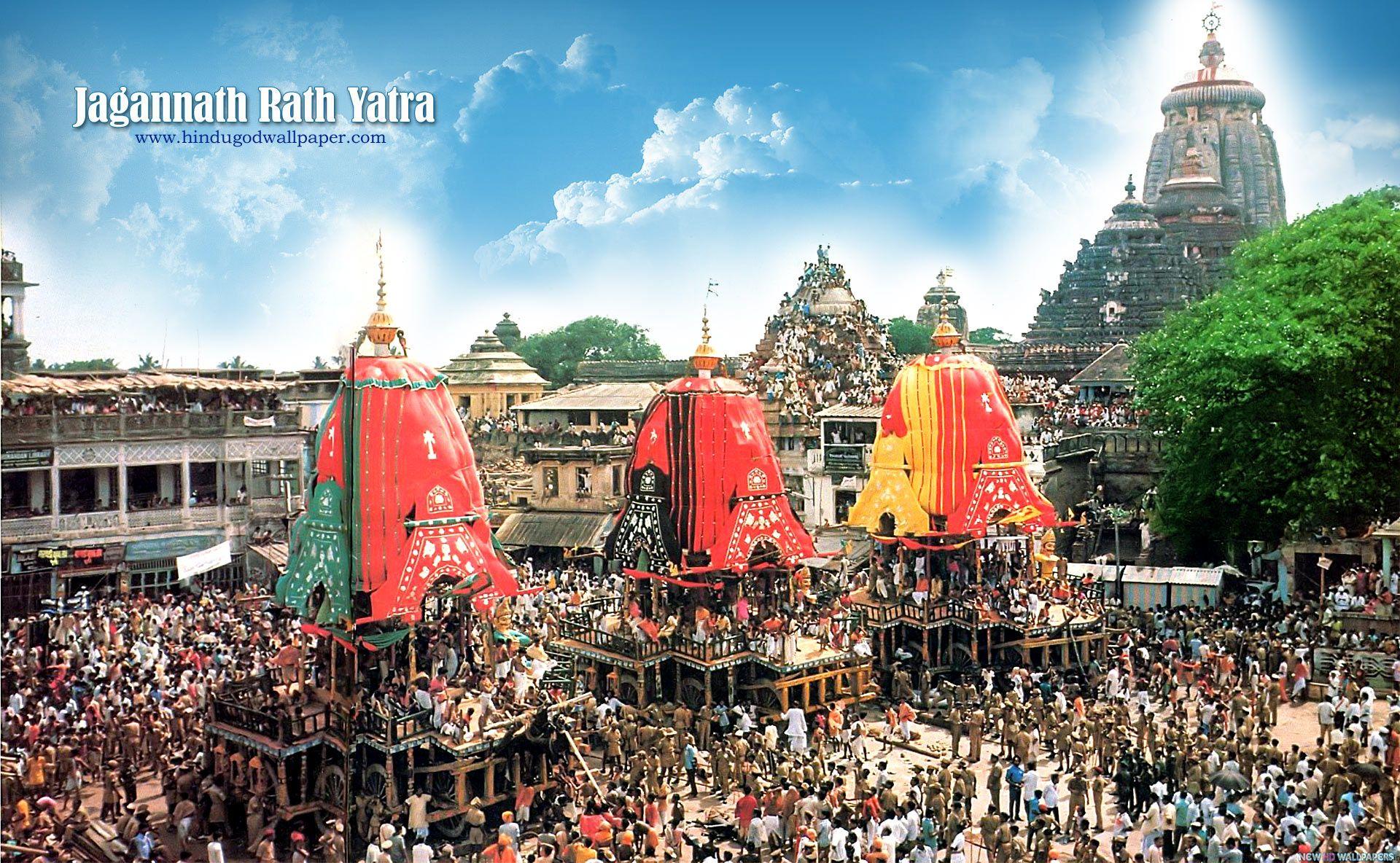 Jagannath Rath Yatra Wallpaper Ratha Yatra Wallpapers Lord