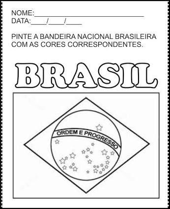 Resultado De Imagem Para Mapa Do Brasil Dividido Em Regioes Para