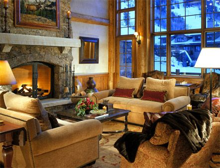 interiors mountain homes house style ideas