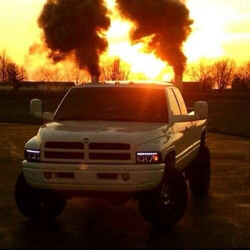 Dodge Rolling Coal Trucks Galore Pinterest Rolling Coal