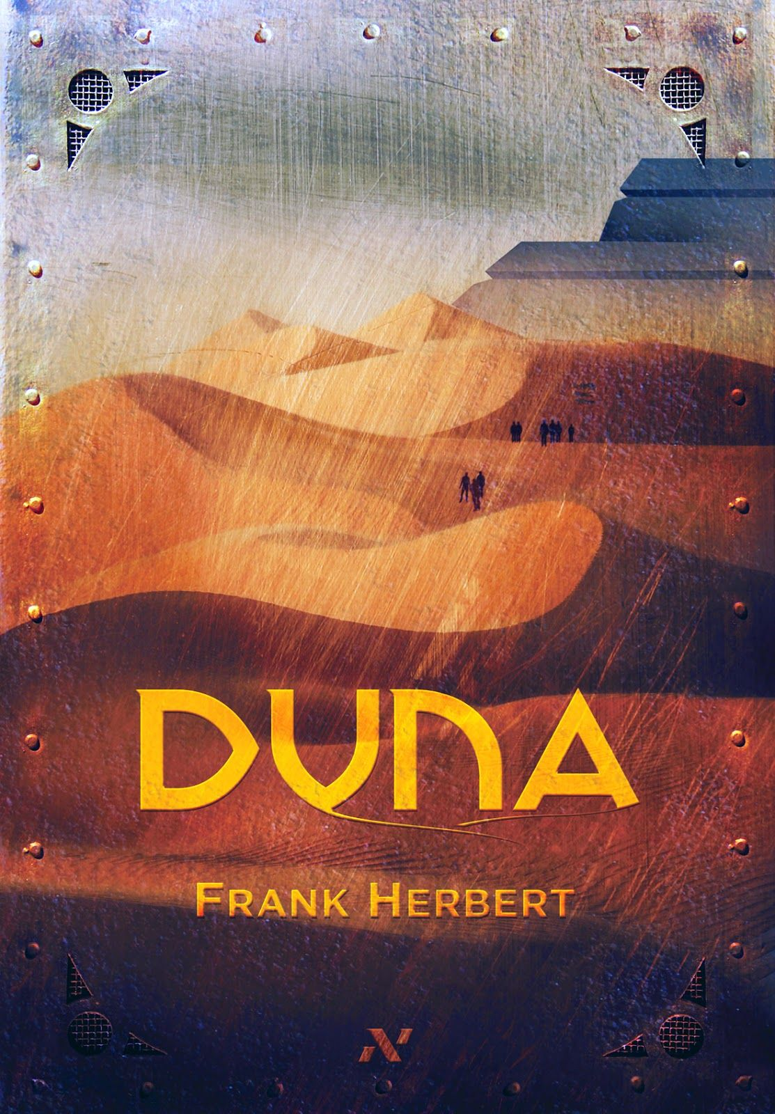 Marcianos Como No Cinema: Frank Herbert — DUNA, Saga para download