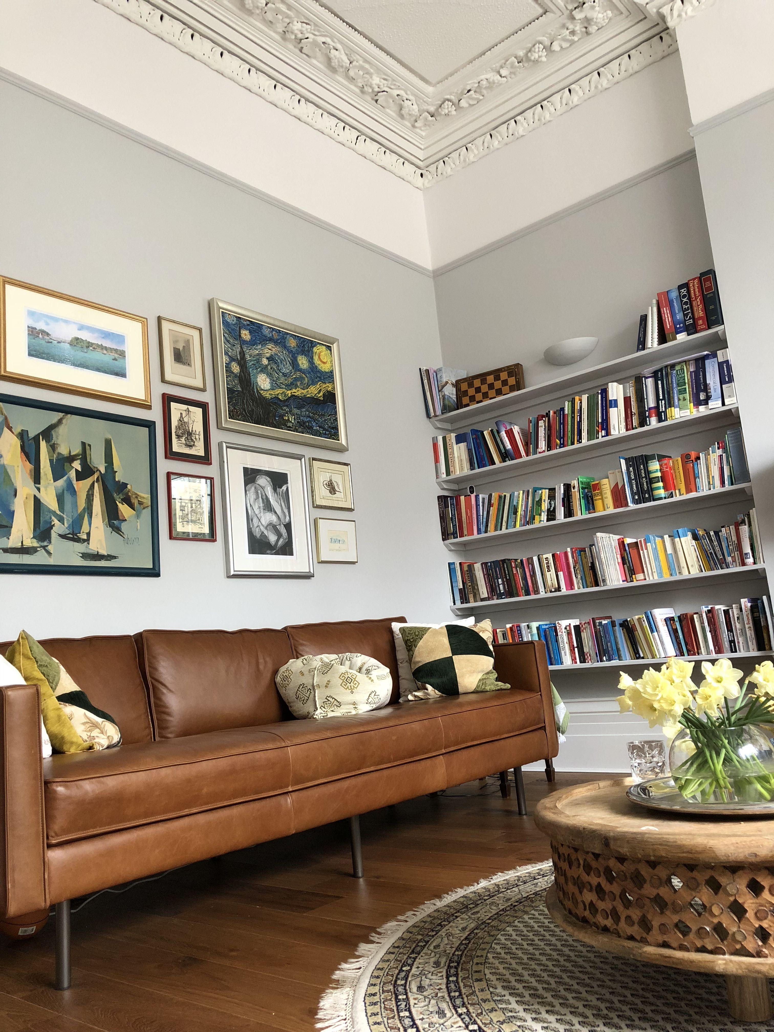 British Bristolian living room in Cotham | Living room ...