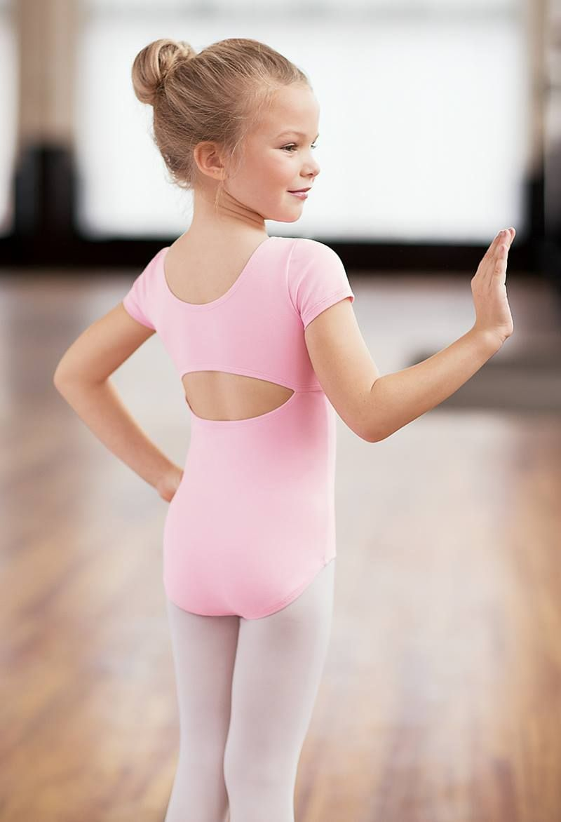 Various Styles Girls Quality Cotton Lycra Blend Ballet Dance Gymnastic Leotard