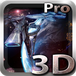 Real Space 3D Pro lwp v1.4 APK Wallpaper app,