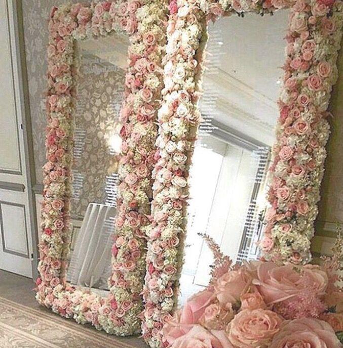 gorgeous mirrors f tes de mariage pinterest. Black Bedroom Furniture Sets. Home Design Ideas