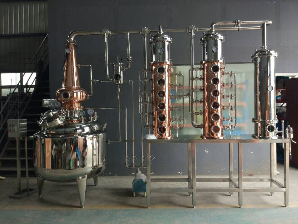 Pin on Olympic Distillers Copper Moonshine Stills ...