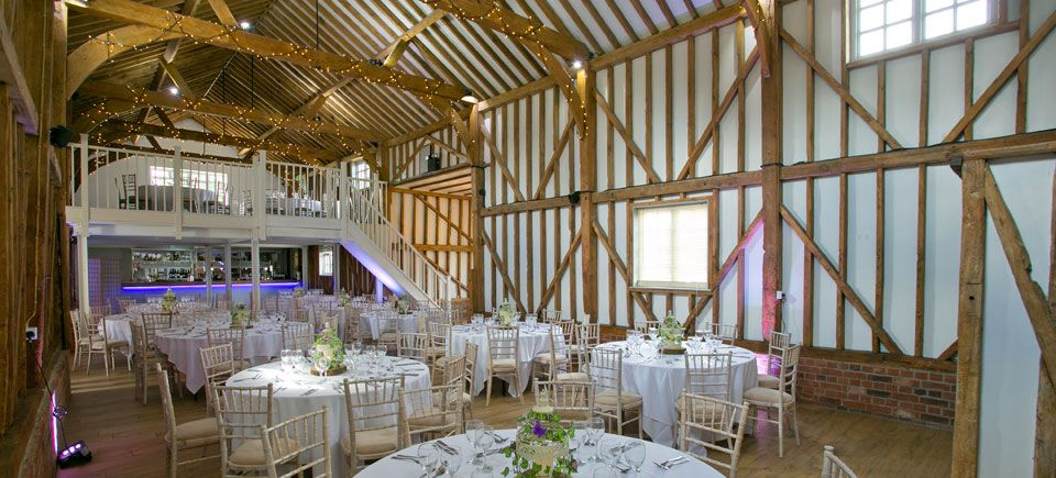 About Milling Barn Wedding Venue