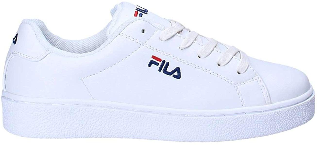 9e496caaba4e1 Fila 1010327 Upstage Low Woman Zapatillas de Deporte Mujer White 40  Amazon. es