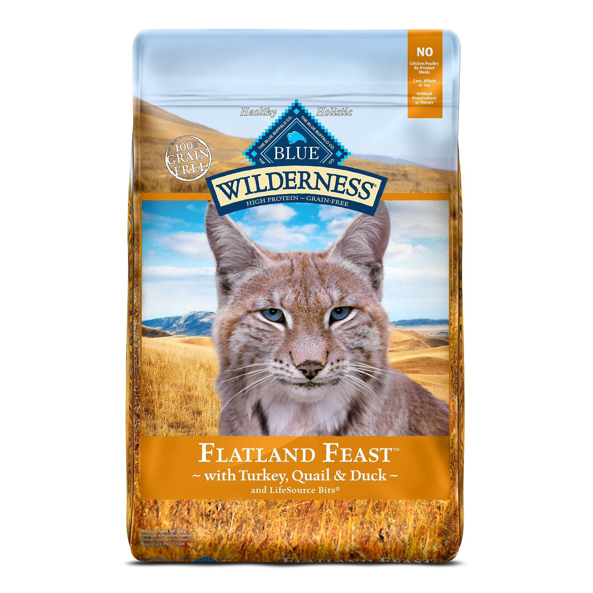 Blue Buffalo Blue Wilderness Regionals Flatland Feast Dry Cat Food 10 Lbs Petco In 2020 Dry Cat Food Cat Food Blue Buffalo