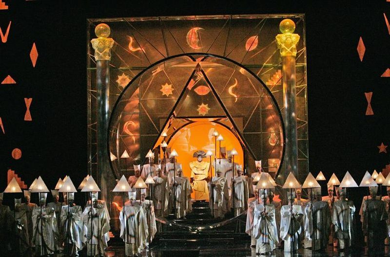 Mozarts The Magic Flute Famous Freemasons In 2018 Pinterest