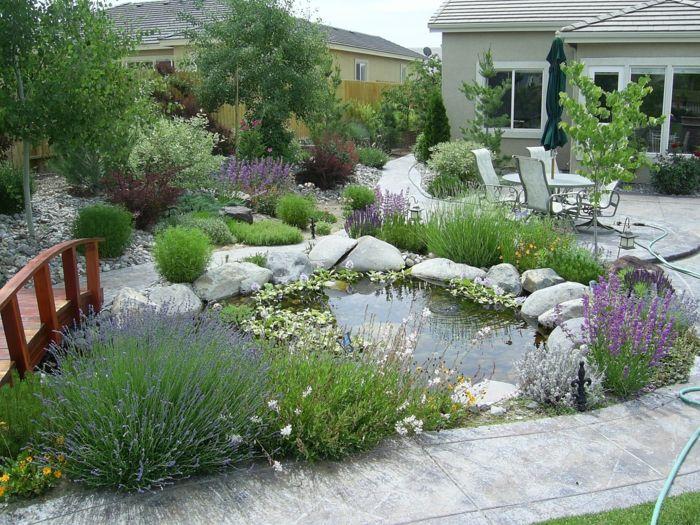 121 Gartengestaltung Beispiele für mehr Begeisterung in der Gartensaison