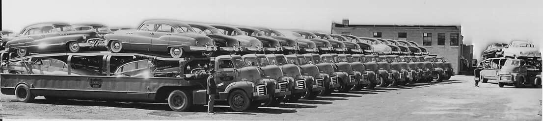 50 S Buicks Car Movers Trucks Car Carrier
