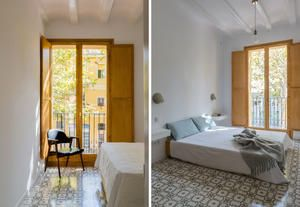 A Barcellona, il bed and breakfast firmato Nook Architects