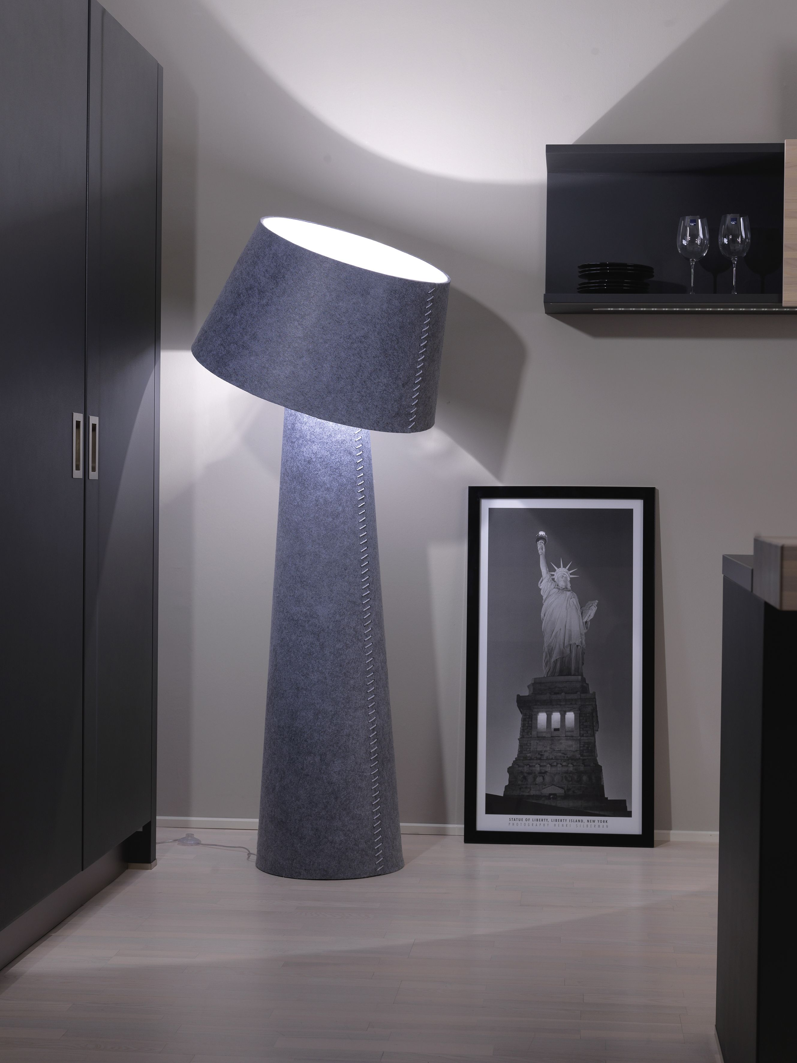 Lampe Led Chambre Alice Xl Led Moree Lamp