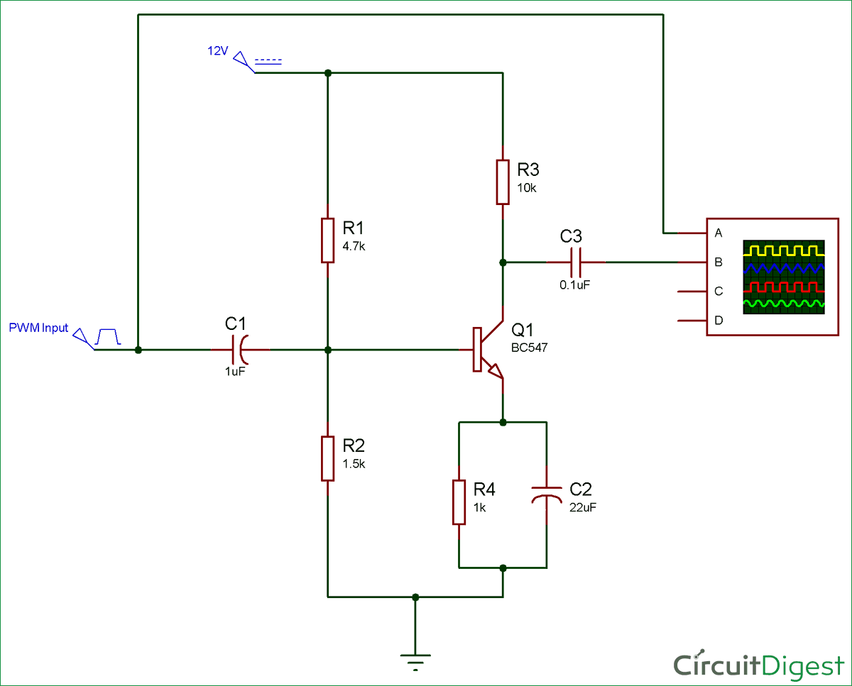 transistor amplifier circuit diagram electronic circuit diagrams transistor amplifier circuit diagram [ 1200 x 967 Pixel ]