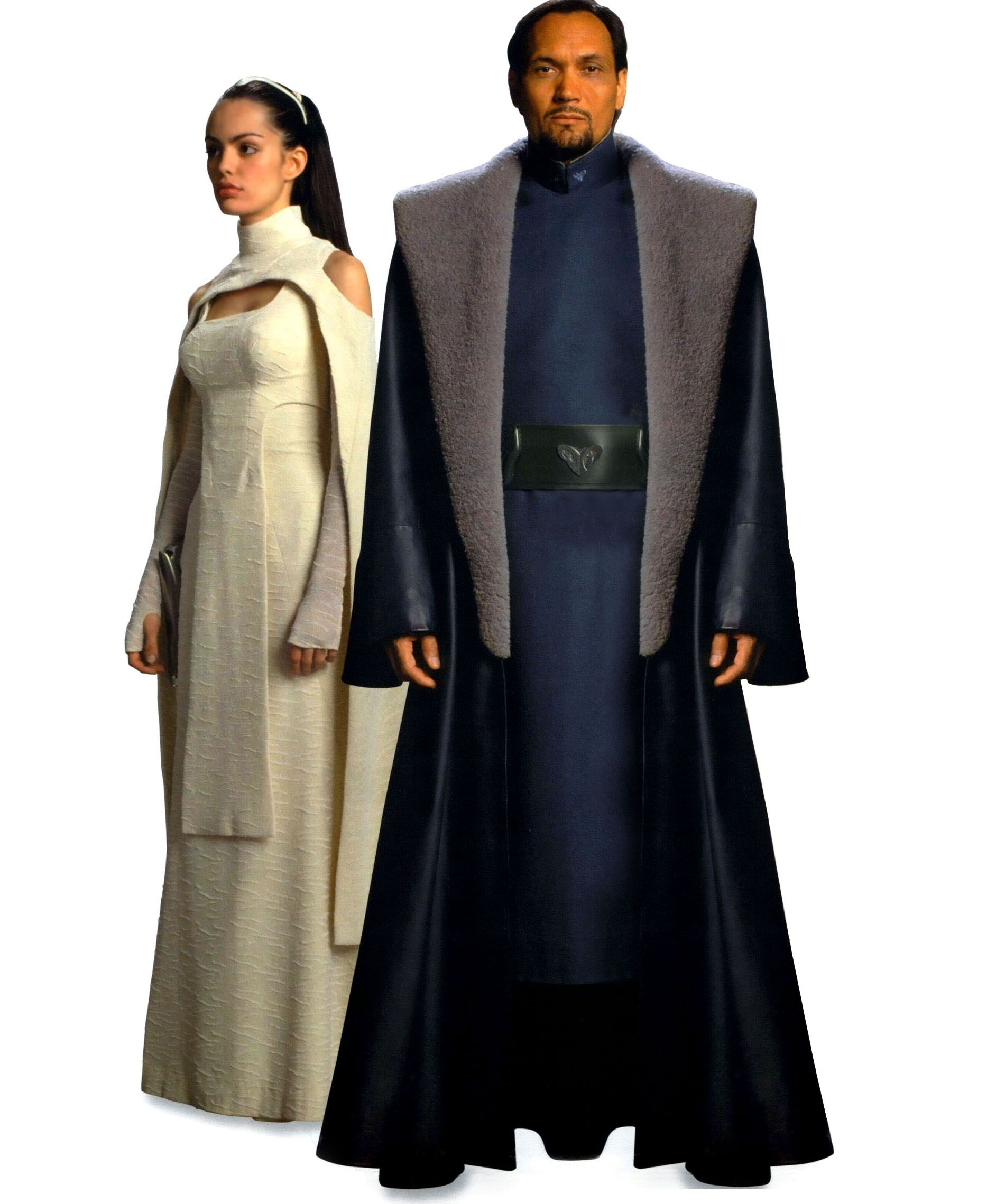 Bail Organa and Aide Revenge of the Sith   Star Wars ...