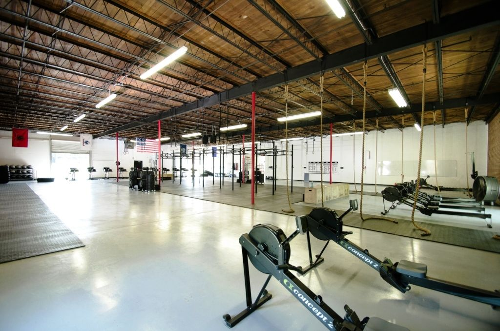 Rogue Equipped Facilities Facility Outfitting Gyms Crossfit Box Garage Gym Facility