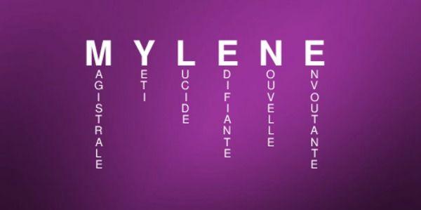 Signification Du Prénom Mylene Signification Prenom