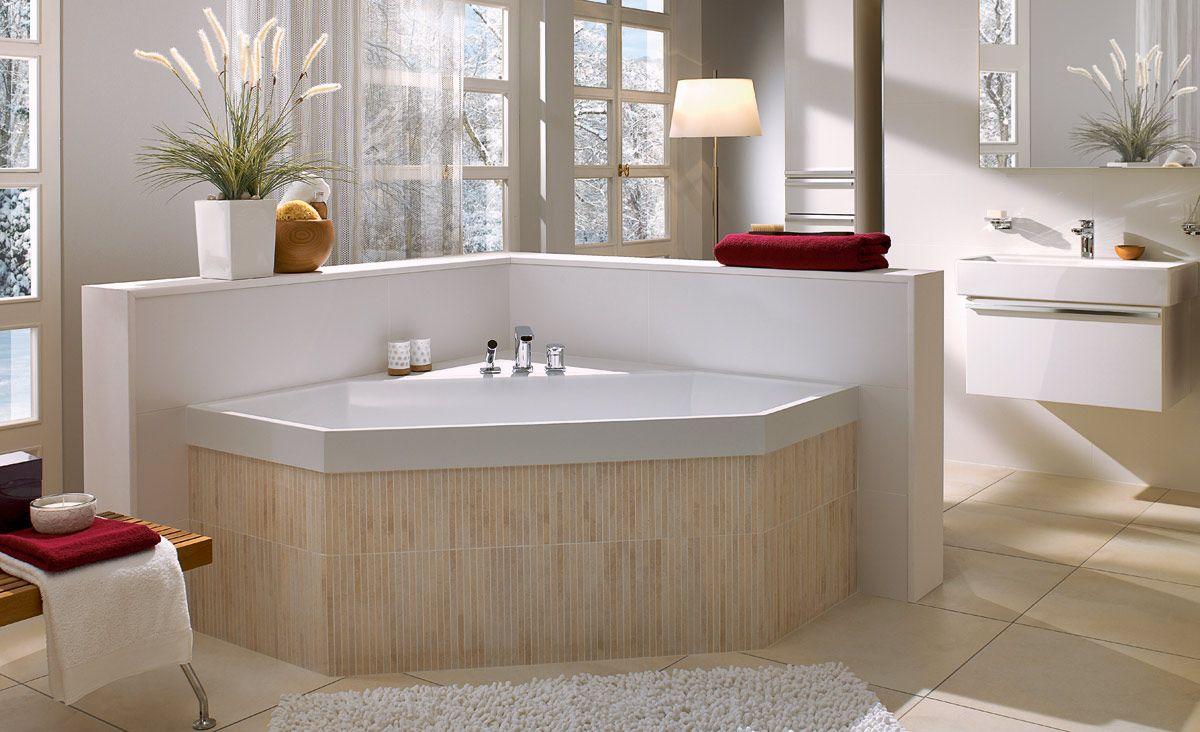 Villeroy Boch Squaro Hexagonal Quaryl Bath Bathroom Inspiration Villeroy Boch Bathroom