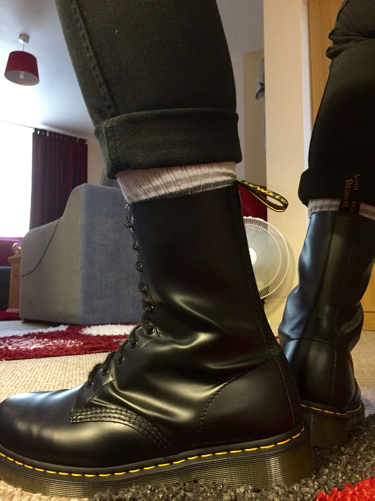doc martin like boots