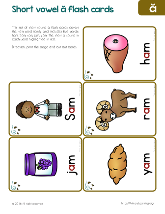 Reading Flashcards | Lectura