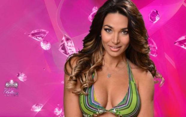 Mujer desnuda de nuestra belleza latina foto 535