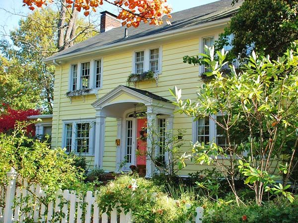 Hudson Ohio -- Historic District Homes - Stately - Old - Refined ...