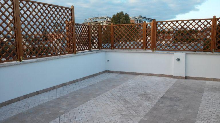Stunning Recinzioni Per Terrazzi Pictures - Idee Arredamento Casa ...