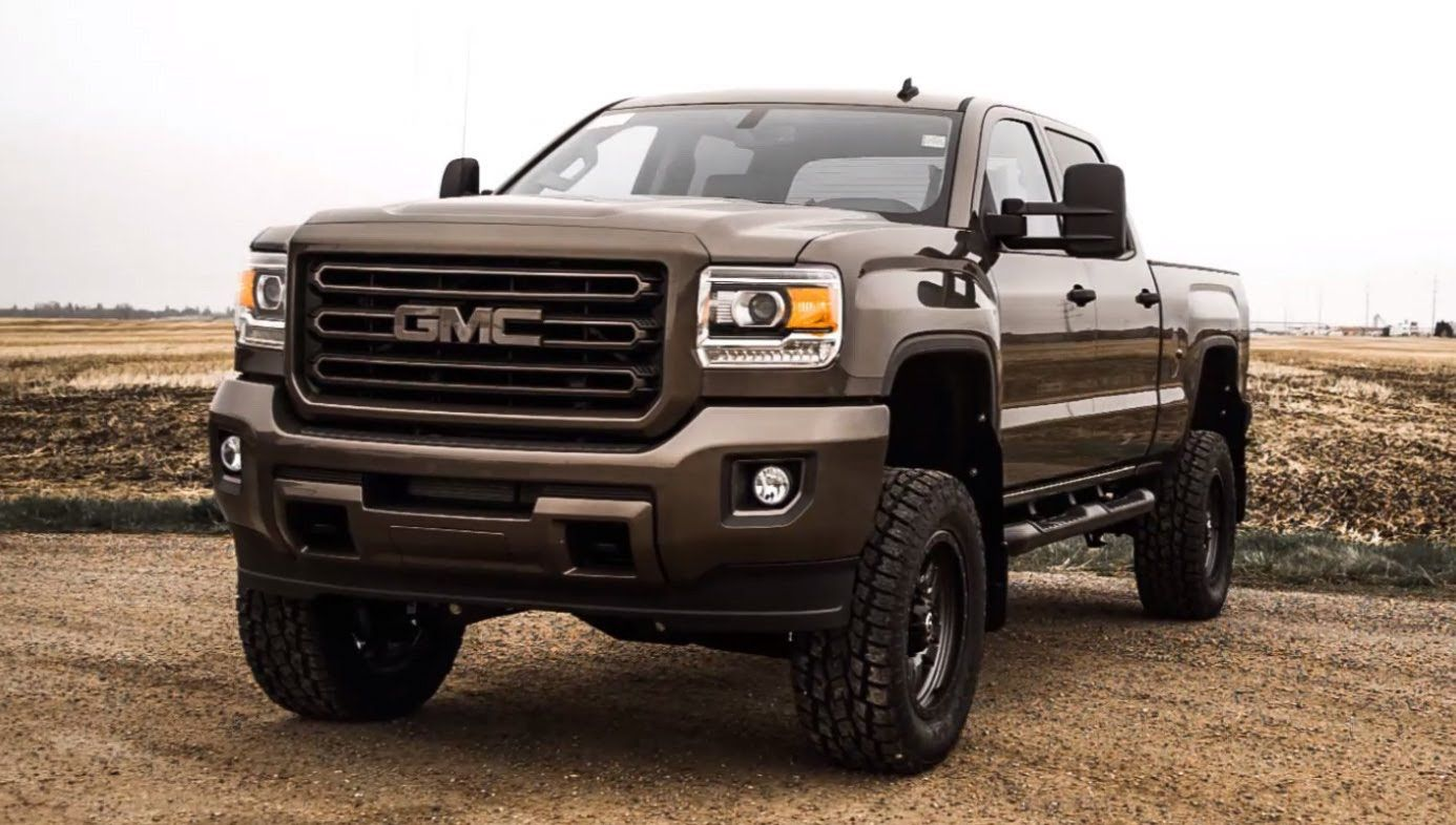 2015 Sierra Hd Lifted Custom Painted In Lethbridge Alberta At