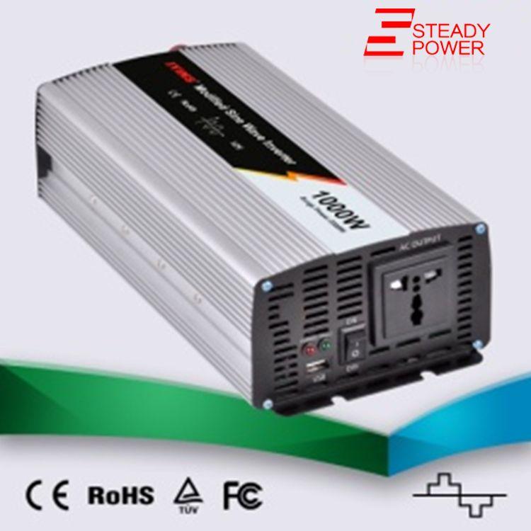 1000 Watt Inverter 24v 220v 1000w Modified Sine Wave On Grid Inverter 60hz Solar German Inverter Sine Wave Solar Inverter Power Inverters