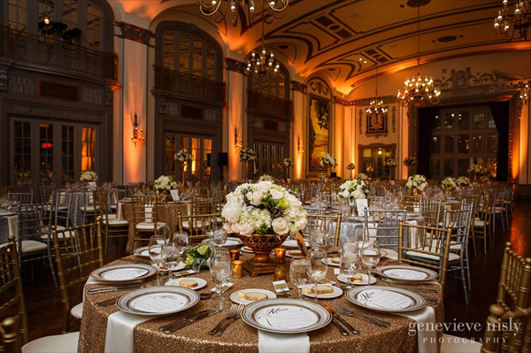 Doubletree By Hilton The Tudor Arms Hotel Cleveland Wedding
