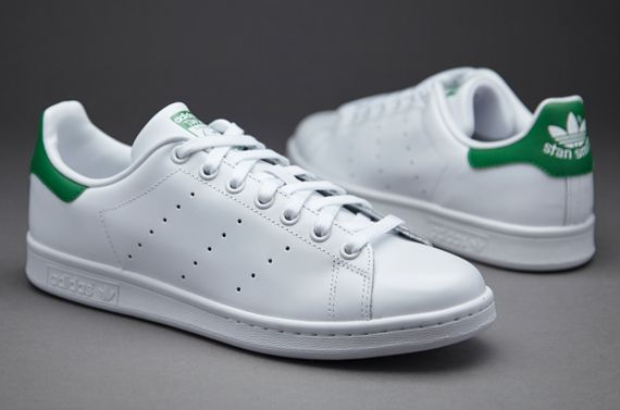 Mens Shoes - adidas Originals Stan Smith - Running White / Running White /  Fairway - M20324 | ~ Cipelići ~ | Pinterest | Original stan smith, Stan  smith and ...