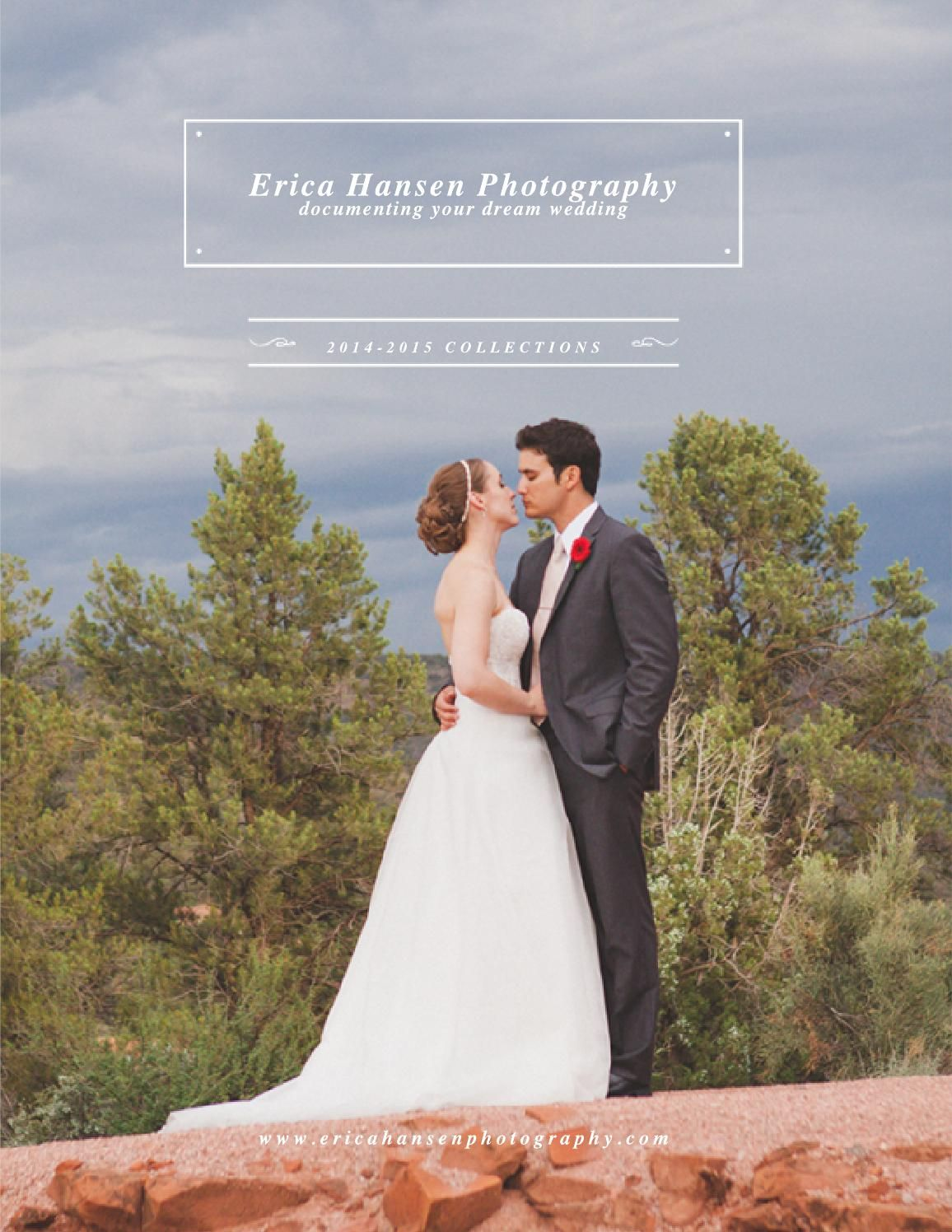 wedding photography magazine templates pricing guide price list