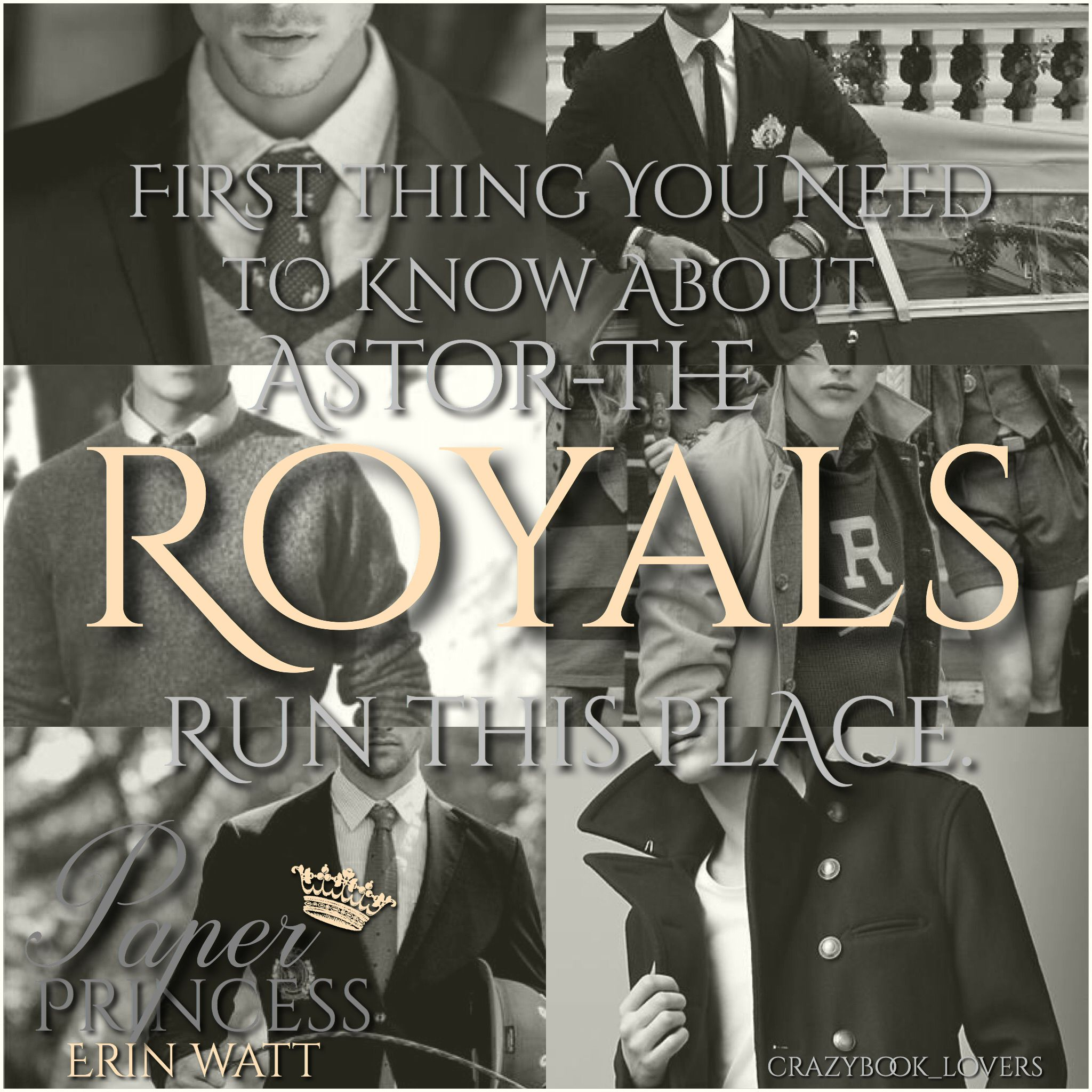 Image result for royal brothers paper princess