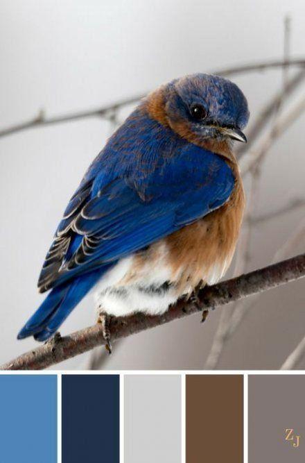 pantone2020-colortrends-2021-interiors-BROWN--Trendy bathroom ideas #blue gray color pallets ideas