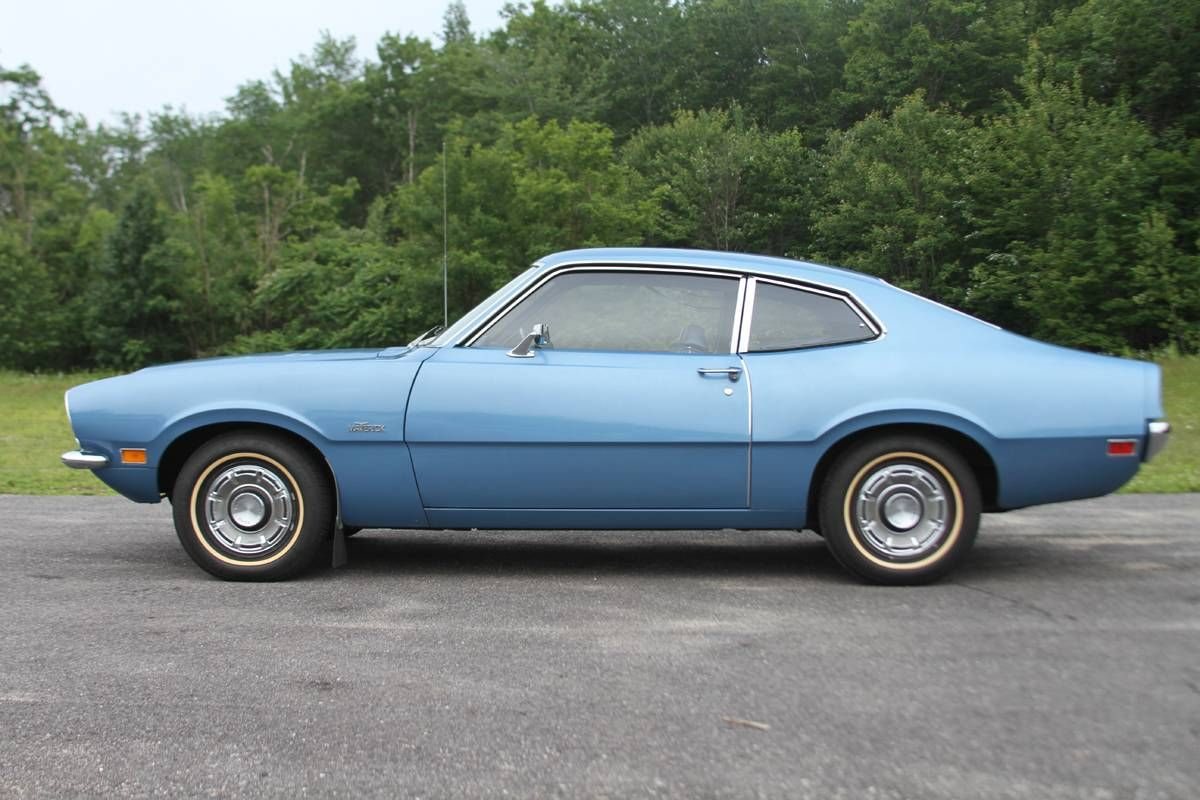 1971 Ford Maverick 2 Door Coupe For Sale 1756294 Hemmings Motor
