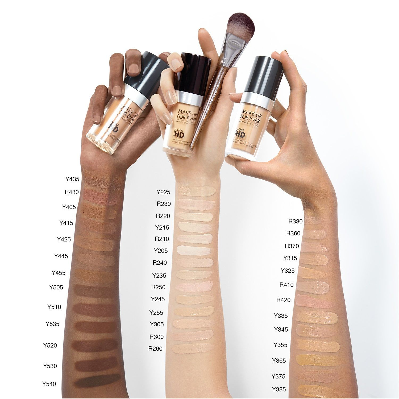Ultra HD Invisible Cover Foundation Base de maquillaje