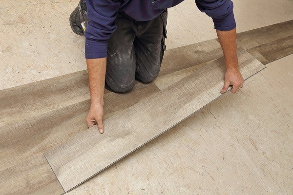 How to Install Vinyl Plank Flooring on Concrete Step By