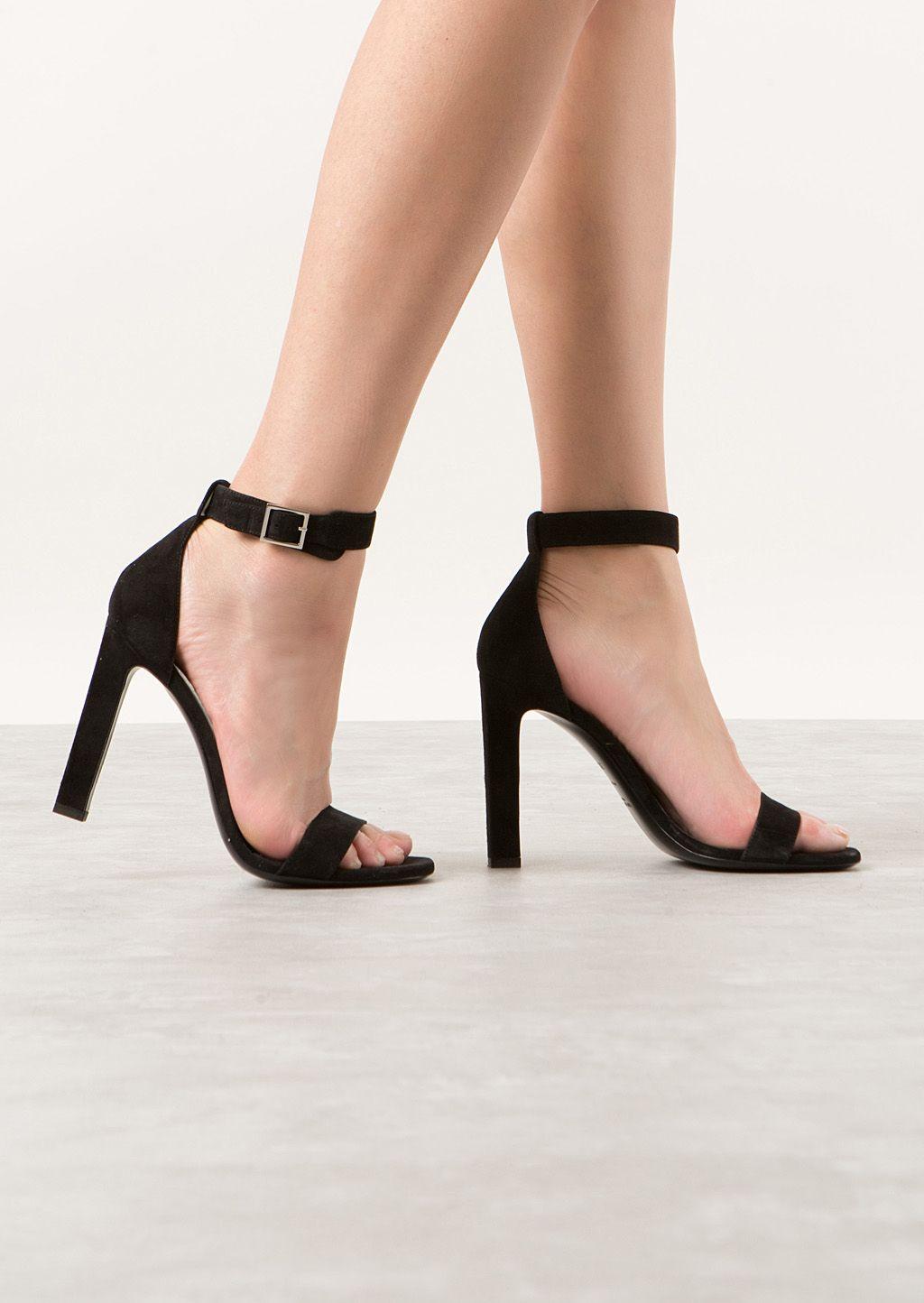 d0a1472d838 Image result for Saint Laurent Grace 80 Velvet Sandals black