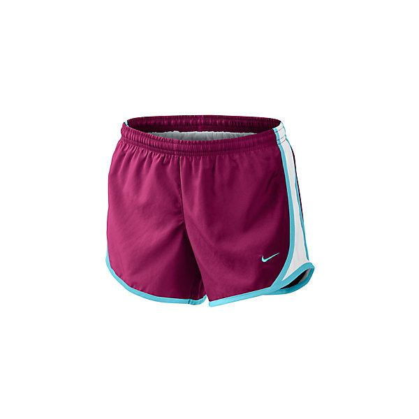 02da91e33 Girls' Nike Tempo Short ($25) ❤ liked on Polyvore featuring shorts, nike  and sport shorts