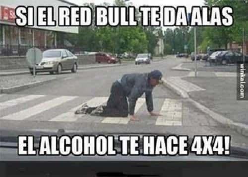 Memes chistosos de borrachos